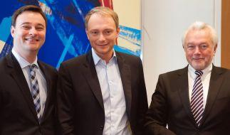 FDP-Bundesvorstand (Foto)