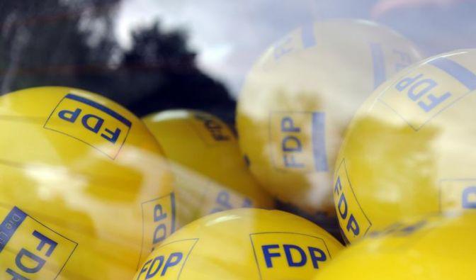 FDP bundesweit wieder unter 5 Prozent (Foto)