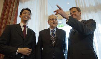 FDP-Chefs (Foto)