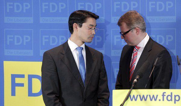 FDP laufen Mitglieder davon (Foto)