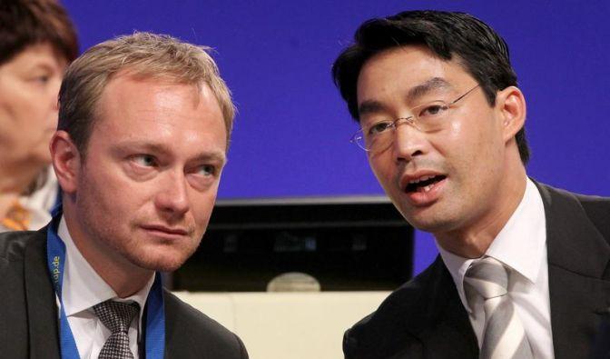 FDP macht Druck bei Steuersenkung (Foto)