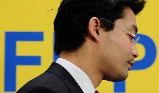 FDP-Parteichef Philipp Rösler muss sich jetzt beweisen.  (Foto)
