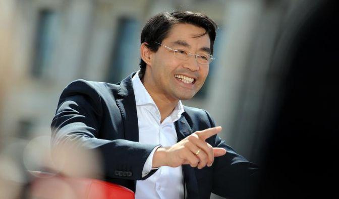FDP schart sich um Parteichef Rösler (Foto)