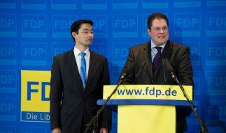 FDP-Spitze (Foto)