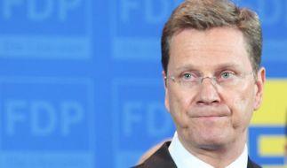 FDP sucht neues Führungsteam - Westerwelle will bleiben (Foto)