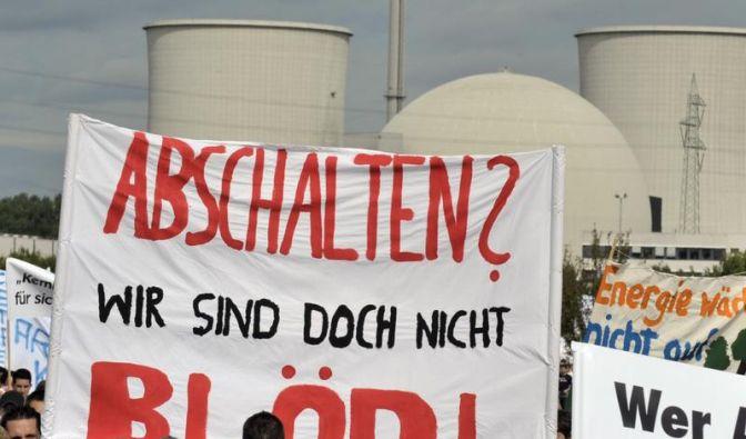 FDP und Atomkonzerne rebellieren gegen Konsens (Foto)