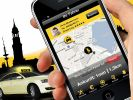 Feature: Branche hadert mit Smartphone-App «myTaxi» (Foto)