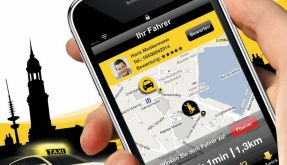 Feature: Branche hadert mit Smartphone-App «myTaxi» (Foto)