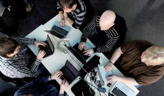 Feature: Chaos Computer Club hinter feindlichen Linien (Foto)