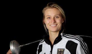Fecht-Olympiasiegerin Heidemann: «Alles ist möglich» (Foto)