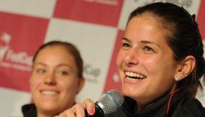 Fed Cup: Görges und Kerber spielen Einzel (Foto)