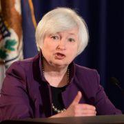 Fed-Vorsitzende erwartet erste Zinserhöhung in diesem Jahr (Foto)