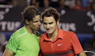 Federrer gegen Nadal bei Australian Open raus (Foto)