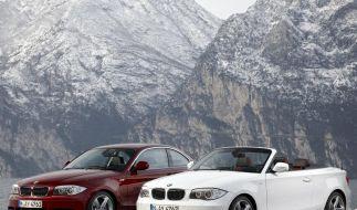 Feinschliff für Coupé und Cabrio des 1er BMW (Foto)