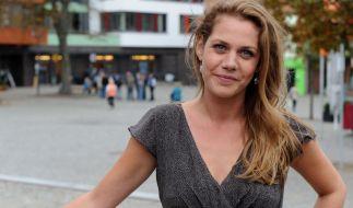 Felicitas Woll dreht lieber auf dem Land (Foto)