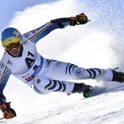 Felix Neureuther soll's beim Riesenslalom in Val d'Isere im Rahmen des FIS Weltcup 2016 für das deutsche Team richten. (Foto)