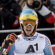 Hirscher trotzt Infekt! Neureuther knapp am Slalom-Podest vorbei (Foto)
