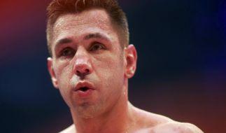 Felix Sturm ist seit Samstagabend fünffacher Box-Weltmeister. (Foto)