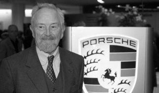 Ferdinand Alexander Porsche ist tot (Foto)