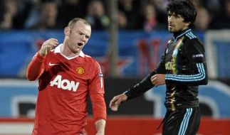 Ferguson will besser spielen - Rooney «fade» (Foto)