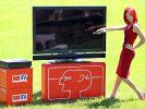 Fernsehboliden auf der IFA (Foto)