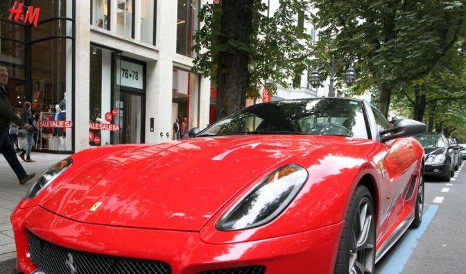 Ferrari auch wirtschaftlich auf Erfolgskurs (Foto)