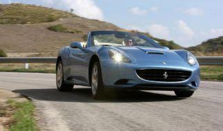 Ferrari California (Foto)