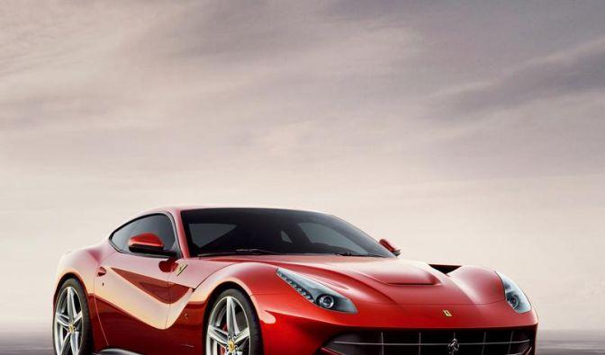 Ferrari F12 ist stärkstes Straßenmodell der Firmengeschichte (Foto)
