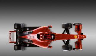 Ferrari stellt als erstes Team neues Auto vor (Foto)