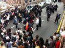 Festnahmen auf Brooklyn Bridge (Foto)