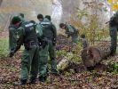 Festnahmen nach Augsburger Polizistenmord (Foto)