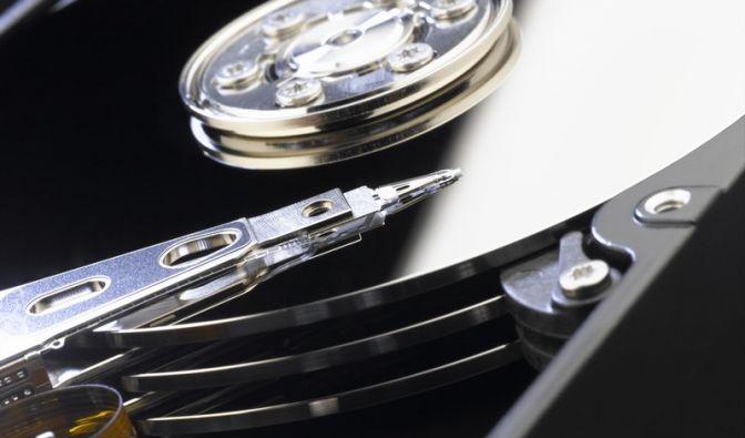 Festplatten sind unersätzlich, gleichzeitig aber auf Dauer anfällig. Deswegen sollte man ihnen nicht (Foto)
