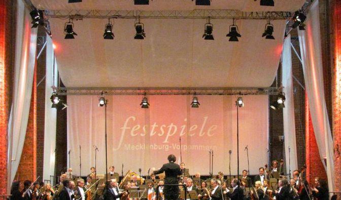 Festspiele Mecklenburg-Vorpommern eröffnet (Foto)