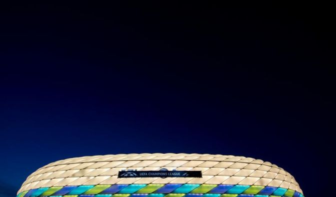 Festung Allianz Arena: Nur drei Niederlagen (Foto)