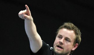 «Feuerlöscher»-Team: Handballerinnen wollen zu WM (Foto)