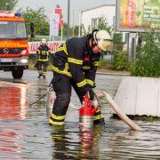 Unwetter über Hamburg! Chaos-Wetter nach dem Hitze-Wochenende (Foto)