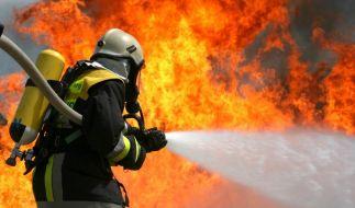 Feuerwehrmann (Foto)