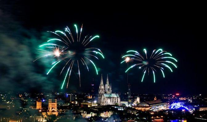 Feuerwerk (Foto)