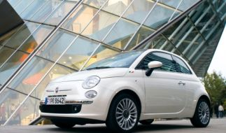 Fiat 500 (Foto)