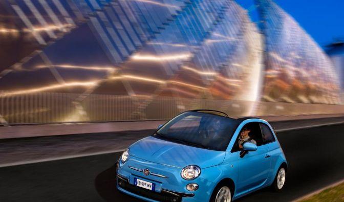 Fiat 500C Twin Air (Foto)