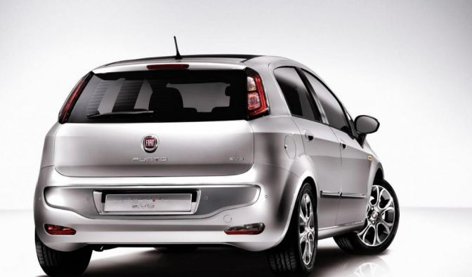 Fiat Punto Evo  (Foto)