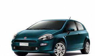 Fiat Punto Facelift: TwinAir-Motor kommt später (Foto)