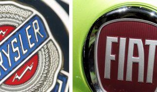 Fiat stockt bei Chrysler auf (Foto)