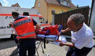 Fieber und Abgeschlagenheit: Symptome einer Sepsis (Foto)