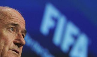 FIFA-Boss Blatter: WM-Doppelvergabe nicht sinnvoll (Foto)
