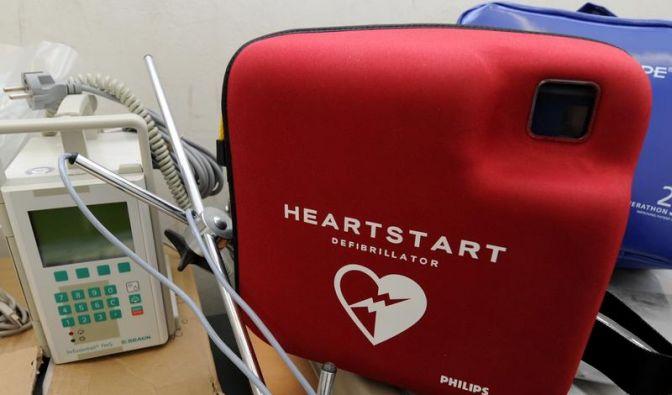 FIFA fordert Defibrillatoren in allen Stadien (Foto)