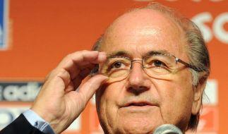 Fifa-Präsident Blatter (Foto)