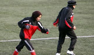 FIFA will Kopftücher im Fußball erlauben (Foto)