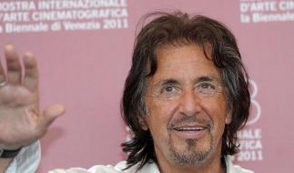 Filmpreis für Al Pacino in Venedig (Foto)