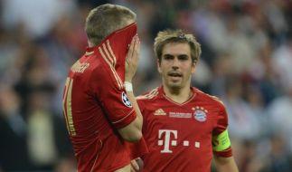 Finale dahoam: FC Bayern verliert Drama gegen Chelsea (Foto)